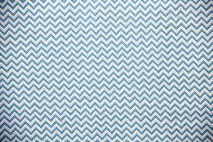 Tecido Tricoline Círculo Chevron Azul Bebê -1543 - 50cmX1,46cm