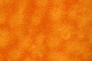 Tecido Tricoline Círculo Poeirinha Laranja - cor 1890 - 0,50cm X 1,46 Mts