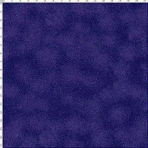 Tecido Círculo Poeirinha AZUL- 1907 - 0,50cmx1,46 Mts