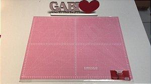Base de Corte de Tecidos CIRCULO - Tamanho G [60x45cm]