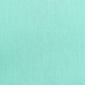 Tecido Círculo Tricoline liso AZUL BEBÊ - 1542 - 0,50cmx1,50 Mts