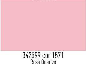 Tecido Círculo Tricoline liso ROSA QUARTZO - 1571 - 0,50cmx1,50 Mts