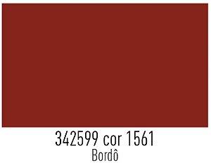 Tecido Círculo Tricoline liso BORDÔ - 1561- 0,50cmx1,50 Mts