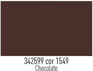 Tecido Círculo Tricoline liso CHOCOLATE - 1549 - 0,50cmx1,50 Mts