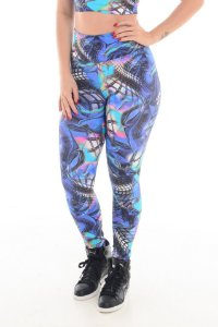 LEGGING ESTAMPADA LIGHT - NIGHT CITY 8402