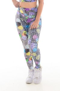 LEGGING ESTAMPADA LIGHT - BALADA 8402