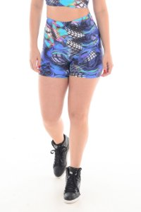 SHORTS ESTAMPADO - NIGHT CITY 8604