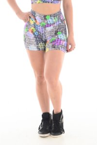 SHORTS ESTAMPADO - BALADA 8604