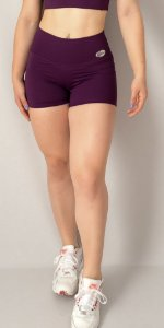 Short Emana Cross - Cabernet  8622