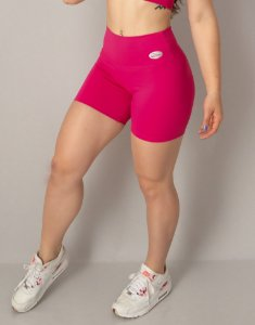 Short Basic Emana - Pink 8605