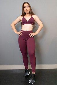 Legging Emana Basic - Quentão 8401