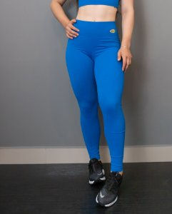 Legging Emana Basic - Aquatic 8401