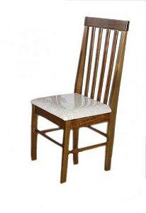 Cadeira sala assento estofado