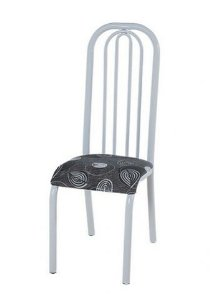 Cadeira Assento Estofado