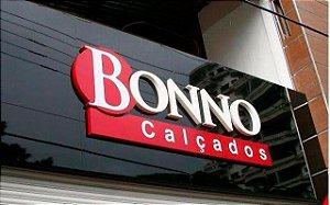 Placa para Fachada de loja Curitiba