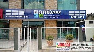 Fachadas ACM Curitiba