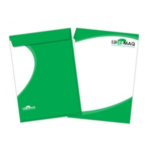 Envelopes Personalizados 26x36cm 120g 100 unidades