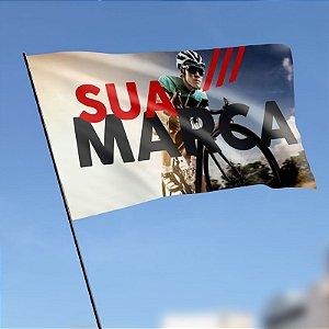 Bandeira Personalizada para empresas