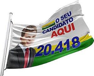 Bandeira para Eleição
