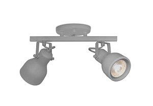 Spot Focus 2 Peças Trilho Modelo Diferenciado