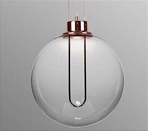 Pendente Clips Led Design Luxuoso Exclusividade