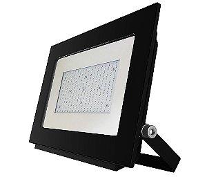 Refletor de Led Bivolt 200w (6500K) Exclusividade
