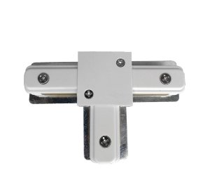 Conector T trilho Eletrificado Branco Confira