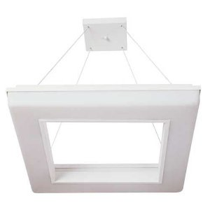 Pendente Vivaz 3000K com Led Integrado 46cm 8w Bivolt Exclusividade