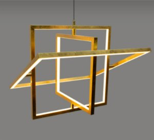 Pendente Gravity Articulado 41w Design Único e Diferenciado