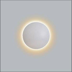 Arandela Eclipse Curvo 19cm Confira