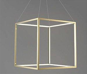 Pendente Cubo 78w Design Único e Diferenciado