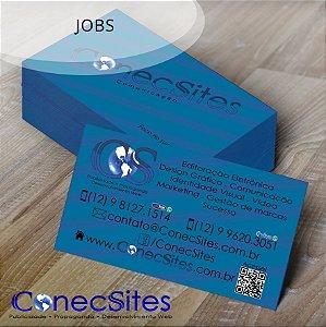 Cartão de Visita Personalizado 250g