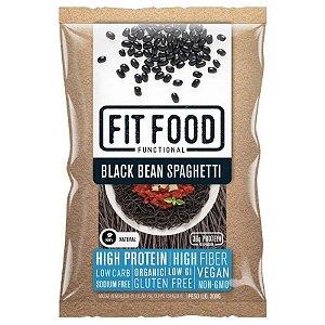 Espaguete de Feijão Preto - Fit Food 200g