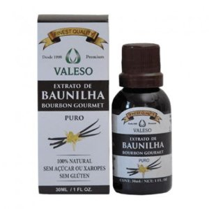 Extrato de Baunilha - Valeso 30ml