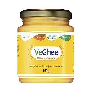 Manteiga Ghee Vegetal Vegana - VeGhee - 160g