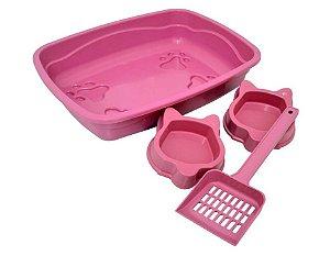 kit Higiene para Gato