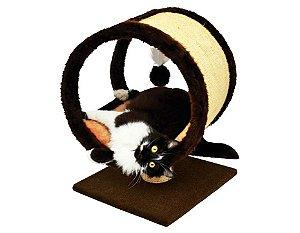 Arranhador para Gatos - Modelo Ring da São Pet