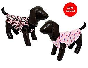 Roupa para Cães em Soft - Fêmeas