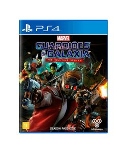Marvel Guardiões da Galáxia - PS4