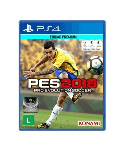 Pro Evolution Soccer - PES 2018 - PS4