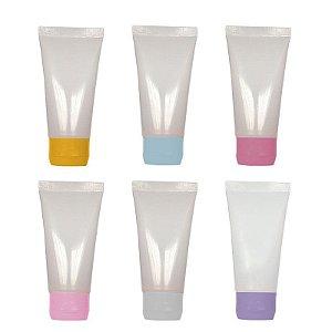 Bisnaga Plastica para Lembrancinhas 60 ml (10 unid.)