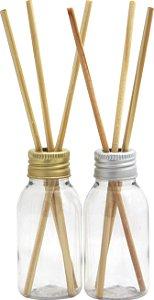 Frasco para Aromatizador Difusor Plástico de 60 ml (10 unid)