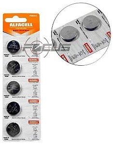 BATERIA ALFACELL CR2032 C/5PC