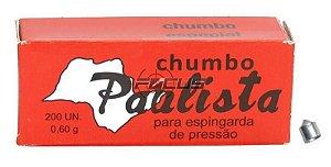 CHUMBINHO PAULISTA 4.5 MM C/200PC