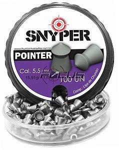 CHUMBINHO SNYPER POINTER 5.5MM C/100PC