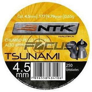 CHUMBINHO TSUNAMI 4.5 C/250PC NTK
