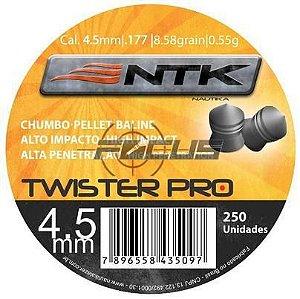 CHUMBINHO TWISTER PRO 4.5 C/250PC NTK