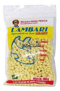 MASSA PRONTA LAMBARI NATURAL 100GR.