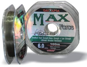 LINHA MONOF. MAXFORCE 4.0 0.33MM 100M C/10PC