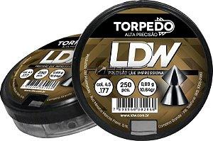 CHUMBINHO TORPEDO 4.5 MM C/250PC